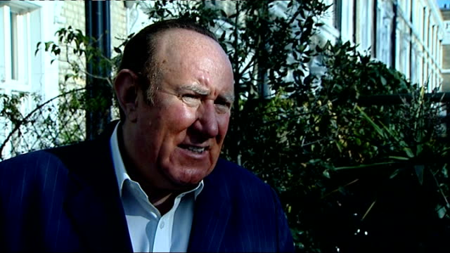 news of the world admits phone hacking england london ext andrew neil interview sot biggest fleet street apology in living memory perhaps the biggest... - andrew neil stock videos and b-roll footage