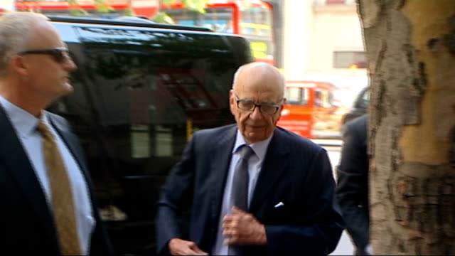 family of milly dowler offered compensation england london aldwych ext sally dowler robert dowler and gemma dowler along with lawyer mark lewis... - news of the world stock videos & royalty-free footage