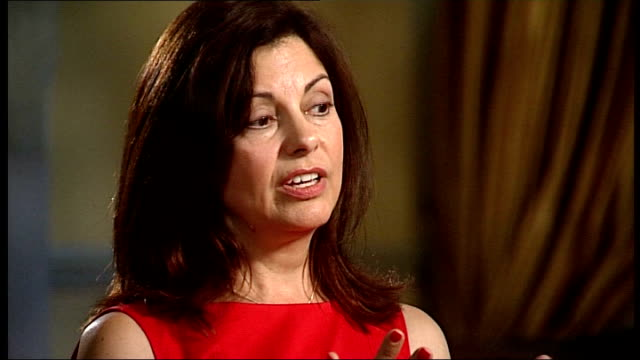 jacqui hames interview jacqui hames interview sot if you think about the most sinister side to this this was connected to a murder inquiry one of the... - toccare con un dito video stock e b–roll