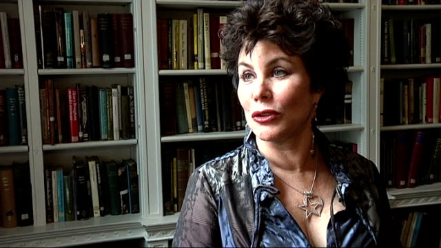 max mosley ruby wax and evgeny lebedev interviews ruby wax interview sot on what she makes of the phone hacking scandal in general some people will... - ruby wax stock-videos und b-roll-filmmaterial