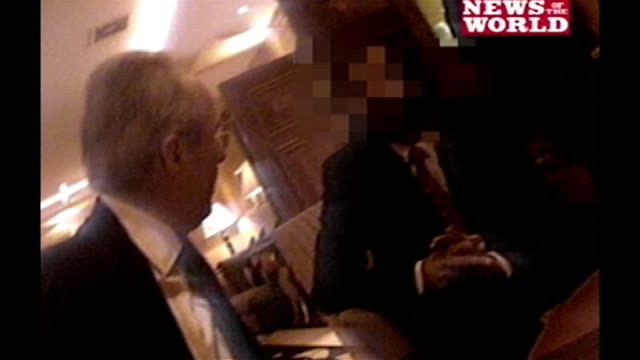 News of the World paper to close LIB Secretly filmed video showing Sven Goran Eriksson speaking with News of the World reporter posing as a rich Arab...
