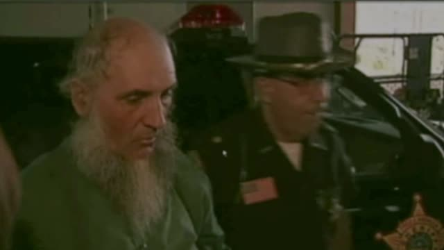 a news package on the seven amish men including former amish bishop sam mullet arrested for amish 'hate crimes' on nov 23 2011 - amish video stock e b–roll