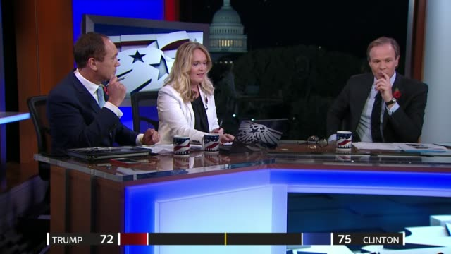 US Presidential Election 2016 0040 0140 Robert Moore Jane Green and Deana Bass LIVE interview SOT