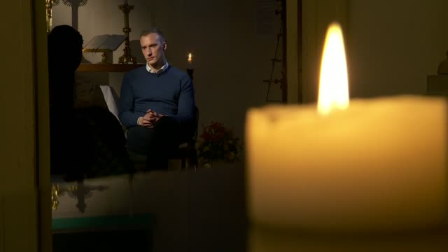 ITV News undercover investigation exposes UK church practising 'gay conversion therapy' ENGLAND Kent Dartford Winners' Chapel International INT...