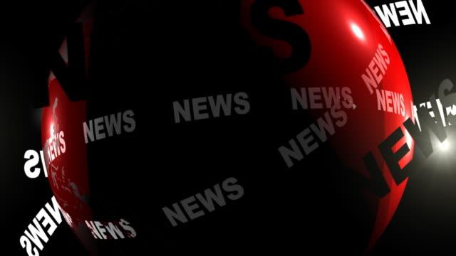 vídeos de stock, filmes e b-roll de notícias - estúdio de televisão