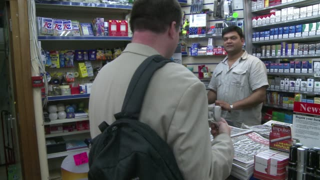 newsagents in britain sold out of copies of news of the world as the tabloid was published for the last time london greater london united kingdom... - news of the world stock videos & royalty-free footage