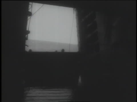 a newsreel features a chinese military convoy. - barracks stock videos & royalty-free footage