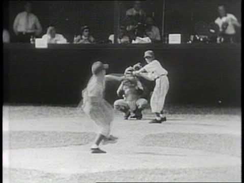 newsreel / little league world series baseball finals texas versus connecticut / - jugendmannschaft stock-videos und b-roll-filmmaterial