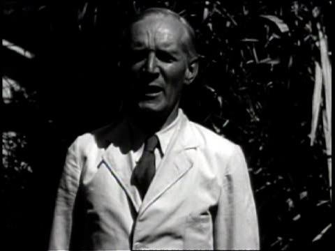upton sinclair explains his epic plan / upton sinclair explains his plan to end poverty in california in his campaign to run for governor of... - sinclair institute stock videos and b-roll footage