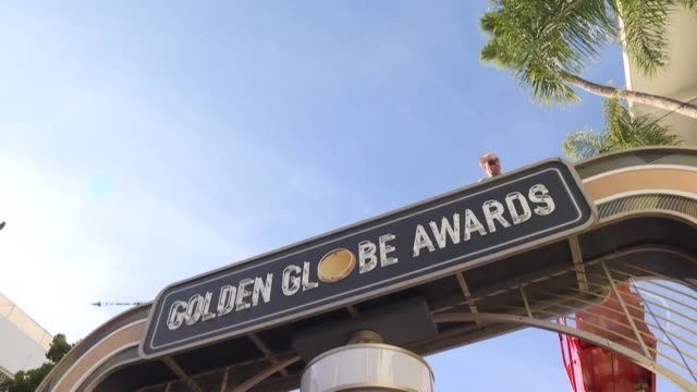 next year's golden globes will take place on february 28, an unusually late date for the glitzy film and television award show as hollywood scrambles... - golden globe awards stock videos & royalty-free footage
