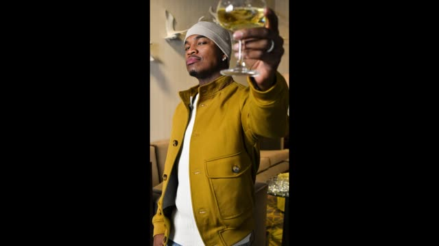 NeYo at 'A Toast To Travel' presented by the IHG Rewards Club