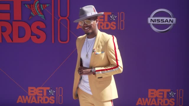 NeYo at the 2018 BET Awards at Microsoft Theater on June 24 2018 in Los Angeles California