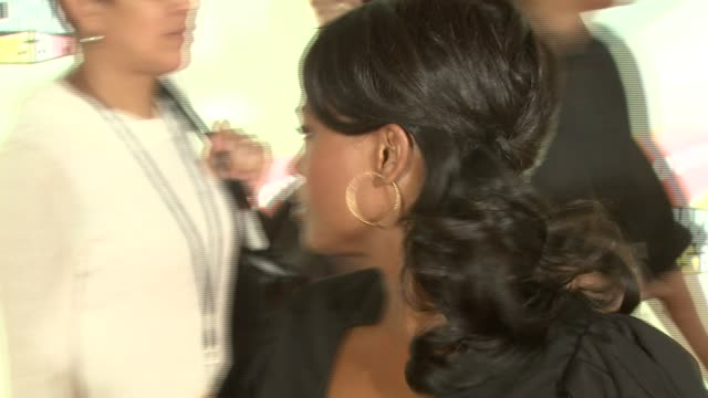 nia long at the 2007 nickelodeon's kids' choice awards at ucla's pauley pavilion in los angeles california on march 31 2007 - nia long stock videos and b-roll footage
