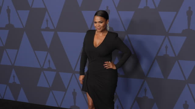 nia long at the 2019 governors awards on october 26, 2019 in hollywood, california. - nia long stock videos & royalty-free footage