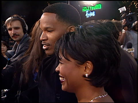 nia long at the 'any given sunday' premiere on december 16 1999 - nia long stock videos and b-roll footage