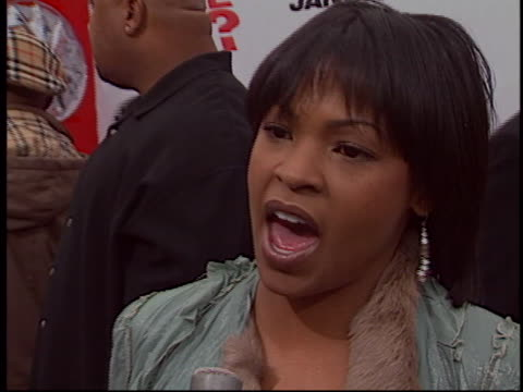 nia long at the are we there yet premiere at westwood in westwood ca - nia long stock videos and b-roll footage