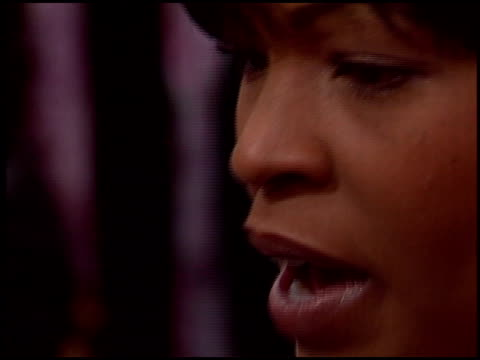nia long at the 'are we there yet' premiere on january 9 2005 - nia long stock videos and b-roll footage