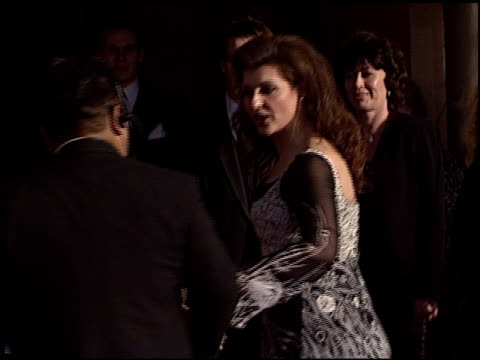nia vardalos at the 2003 screen actors guild sag awards at the shrine auditorium in los angeles california on march 9 2003 - nia vardalos stock videos and b-roll footage