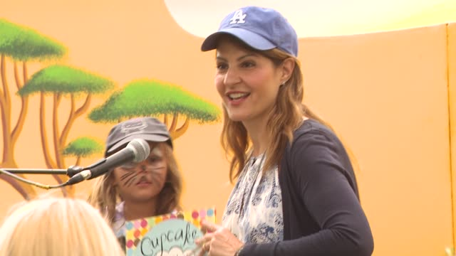 nia vardalos at the 21st annual 'a time for heroes' celebrity picnic benefit at los angeles ca - nia vardalos stock videos and b-roll footage