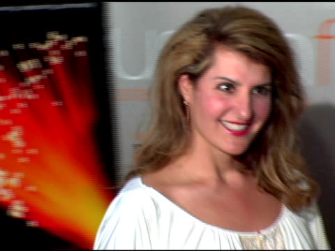 nia vardalos at the fusion the 2005 crystal and lucy awards presented by women in film at the beverly hilton in beverly hills california on june 10... - nia vardalos stock videos and b-roll footage