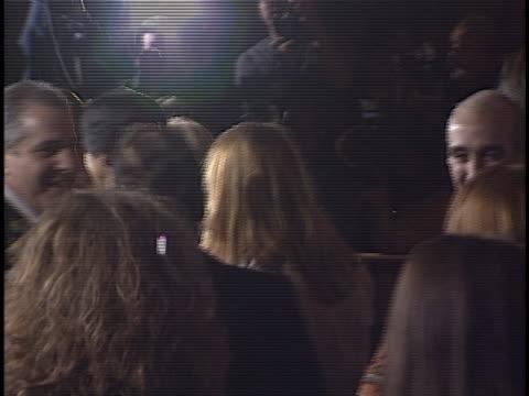 nia vardalos at the shanhai knights premiere at el capitan theater, hollywood in hollywood, ca. - エルキャピタン劇場点の映像素材/bロール