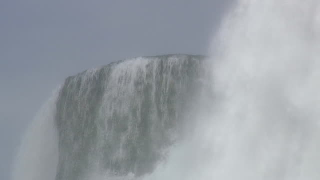 niagara 7-08s: hd 1080/60i with sound - named wilderness area stock videos & royalty-free footage