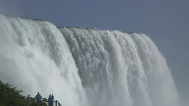 niagara 8-12: hd 1080/60i - tourist stock videos & royalty-free footage
