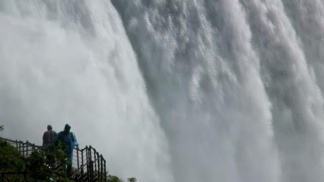 niagara 8-19: / hd 1080 60i - niagara falls video stock e b–roll