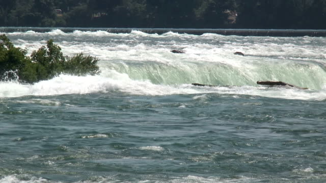 niagara 8-51: hd 1080/60i - fiume niagara video stock e b–roll