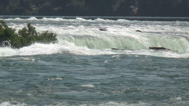 vidéos et rushes de niagara 8-51: hd 1080/60i - rivière niagara