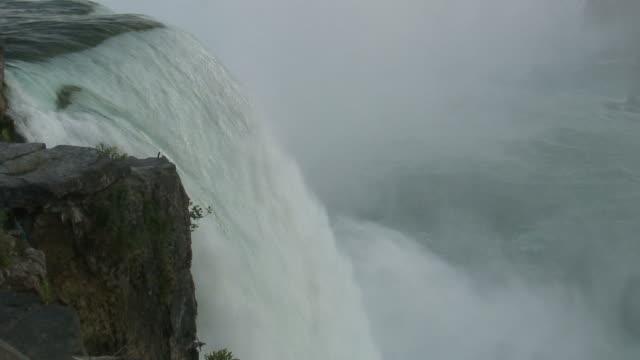 vidéos et rushes de niagara 8-64: hd 1080/60i - rivière niagara