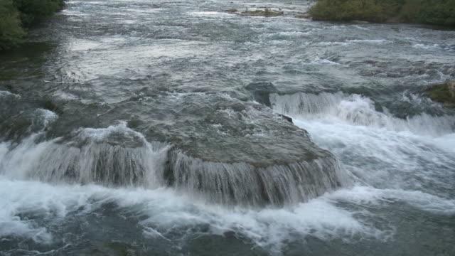 vidéos et rushes de niagara 8-74: hd 1080/60i - rivière niagara