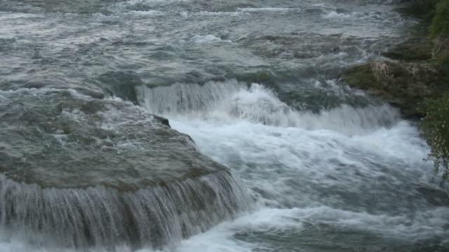 vidéos et rushes de niagara 8-76: hd 1080/60i - rivière niagara