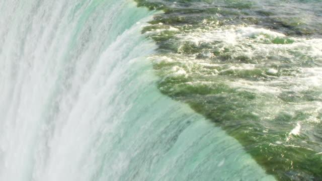 Niagara Falls from Aerial Drone