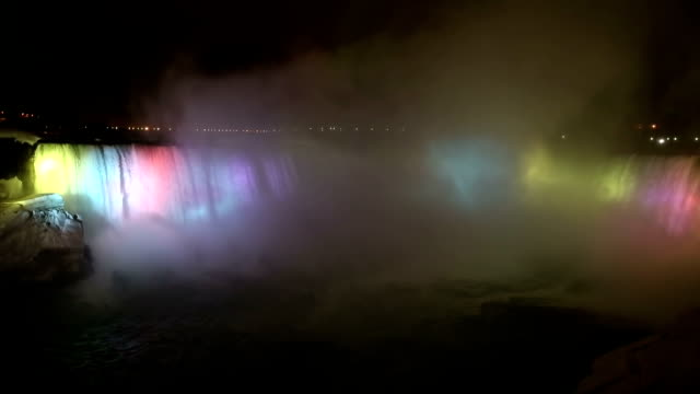 Niagara Falls im Winter