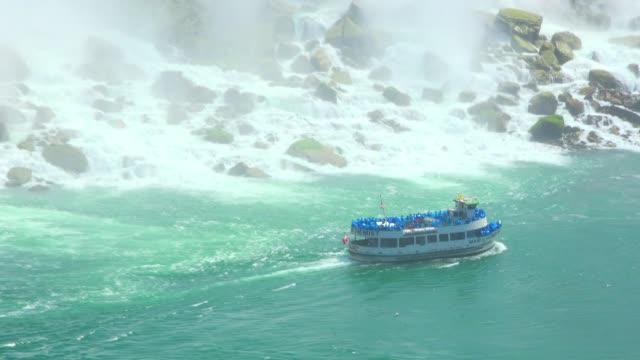 niagara falls, ontario, canada - niagara falls stock videos & royalty-free footage