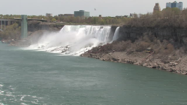 Niagara Falls overview - HD 30F
