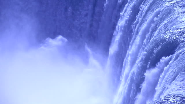 niagara falls power generation in hd 1080p - niagara falls stock videos and b-roll footage