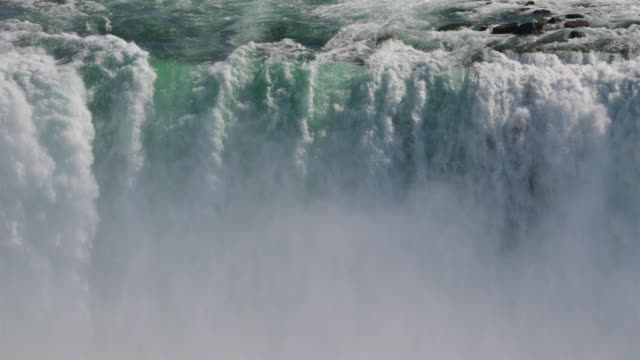 Niagara Falls UHD 4K Video Landscape Slow Motion