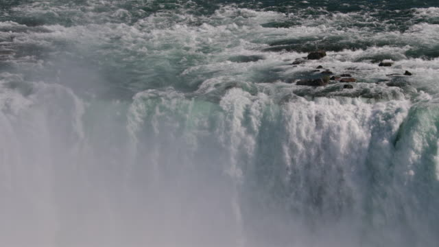 niagara falls uhd 4k video - niagara falls stock videos & royalty-free footage