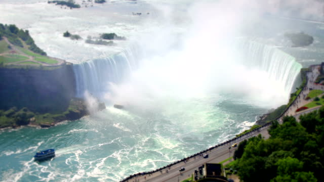 niagara falls, usa - niagara falls stock videos & royalty-free footage