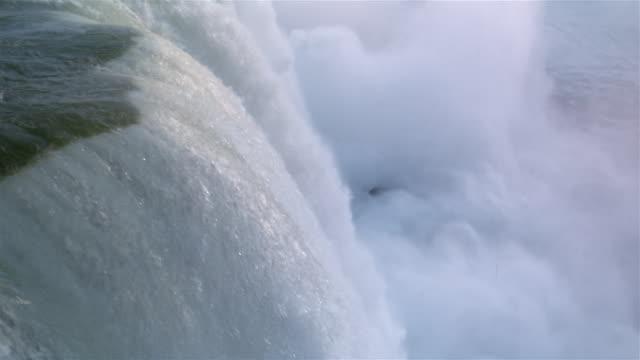 cu, ha, niagara falls, usa/canada  - international border stock videos and b-roll footage