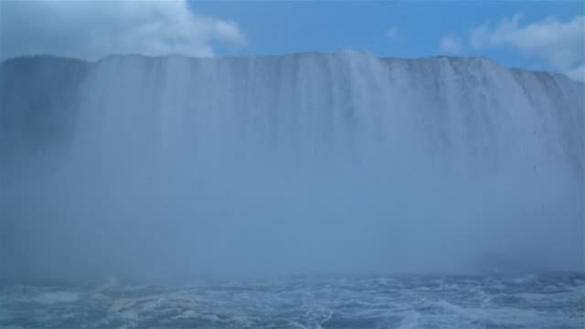 ms, niagara falls, usa/canada  - niagara falls stock videos and b-roll footage