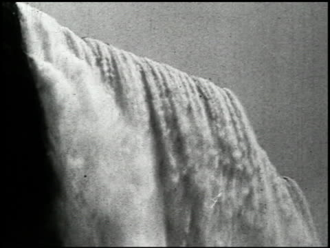 niagara falls: various views of america's most famous waterfall - 5 of 10 - see other clips from this shoot 2379 stock videos and b-roll footage