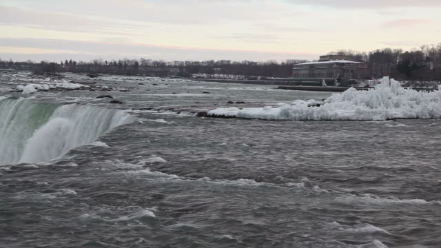 vidéos et rushes de chutes du niagara - rivière niagara