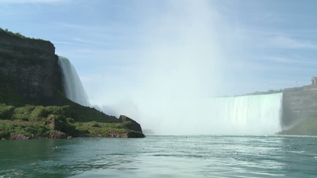 hd: niagara falls - river niagara stock videos and b-roll footage