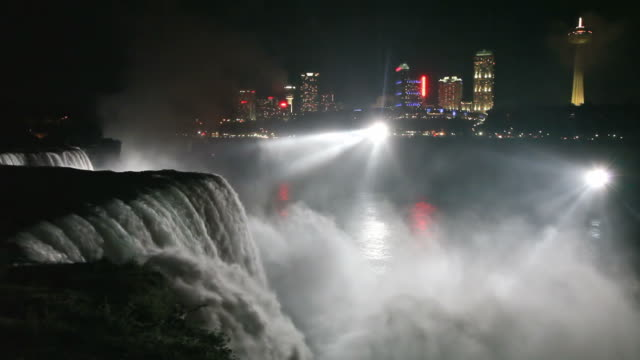 niagara falls - niagara falls stock videos & royalty-free footage