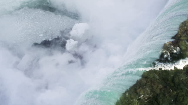 niagara falls - fluss niagara river stock-videos und b-roll-filmmaterial