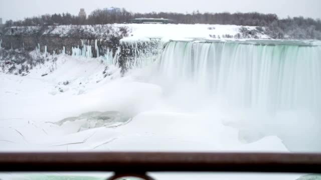 niagara falls - niagara falls city new york state stock videos & royalty-free footage