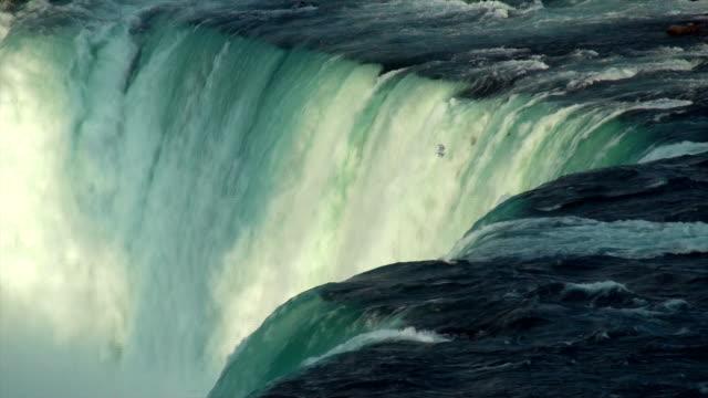 niagara falls - niagara river stock videos and b-roll footage